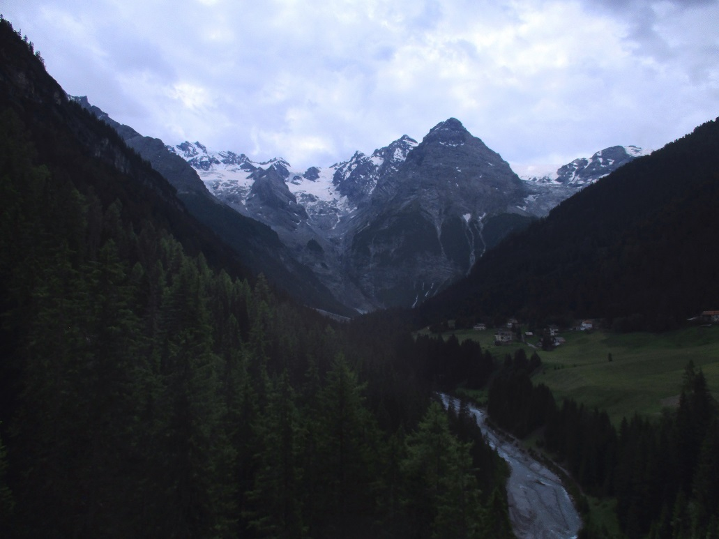 Foto: Andreas Koller / Klettersteigtour / Klettersteig Trafoi (1575m) / 02.05.2021 23:32:30