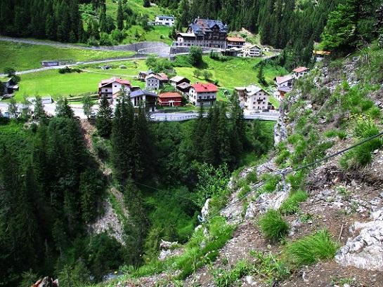 Foto: Andreas Koller / Klettersteigtour / Klettersteig Trafoi (1575m) / 02.05.2021 23:32:23