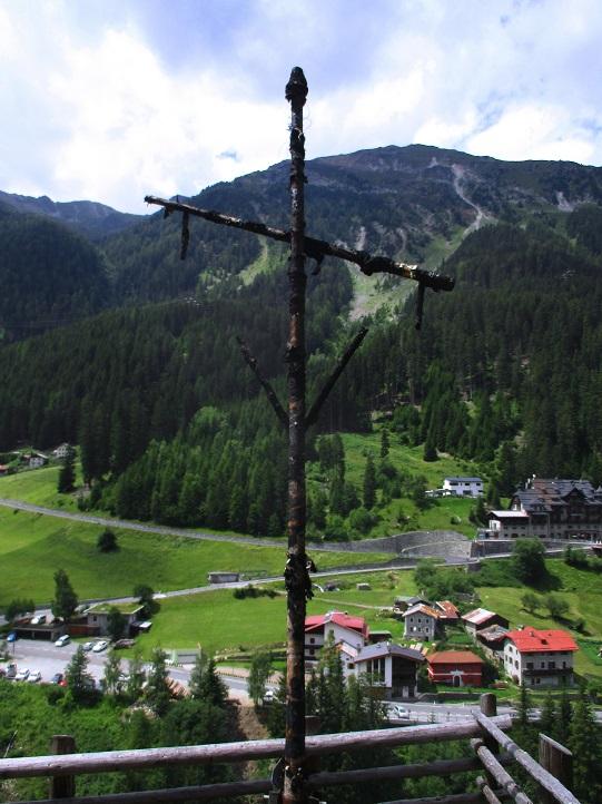 Foto: Andreas Koller / Klettersteigtour / Klettersteig Trafoi (1575m) / Die Aussichtsplattform / 02.05.2021 23:31:53