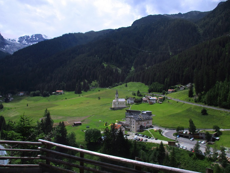 Foto: Andreas Koller / Klettersteigtour / Klettersteig Trafoi (1575m) / 02.05.2021 23:31:37