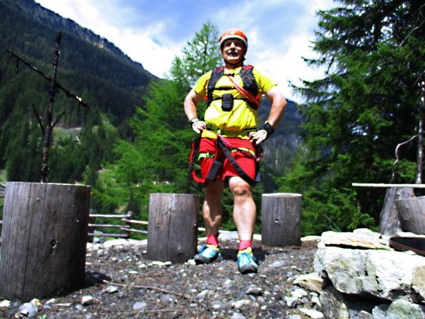 Foto: Andreas Koller / Klettersteigtour / Klettersteig Trafoi (1575m) / 02.05.2021 23:31:31