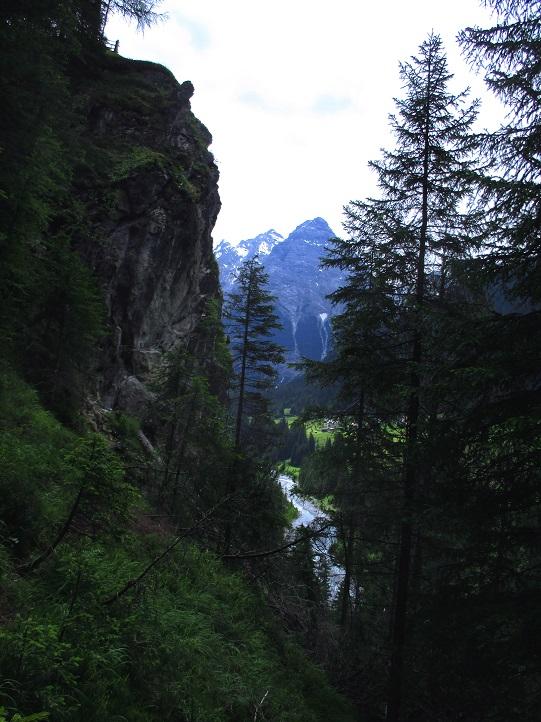 Foto: Andreas Koller / Klettersteigtour / Klettersteig Trafoi (1575m) / 02.05.2021 23:31:04