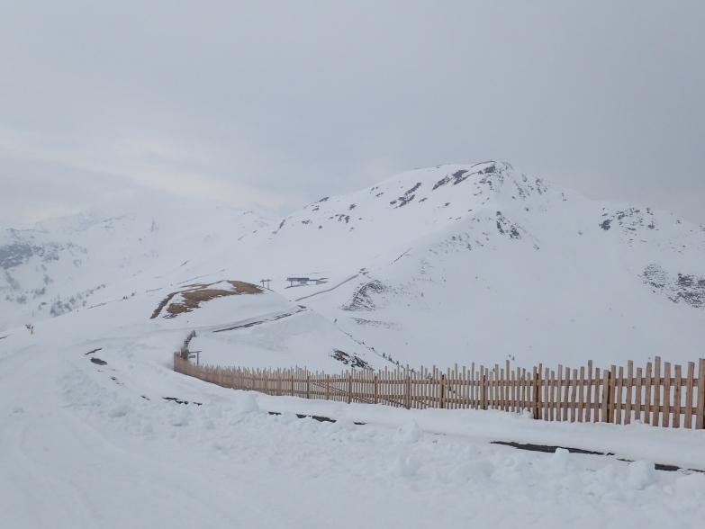 Foto: Manfred Karl / Skitour / Von Hinterglemm auf den Zwölferkogel / Hohe Penhab vom Zwölferkogel / 03.05.2021 06:55:46