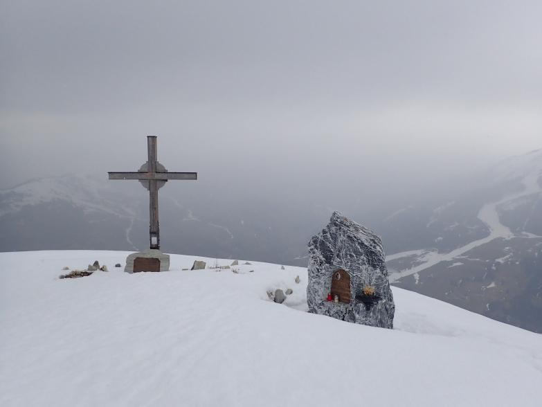 Foto: Manfred Karl / Skitour / Von Hinterglemm auf den Zwölferkogel / 03.05.2021 06:55:19