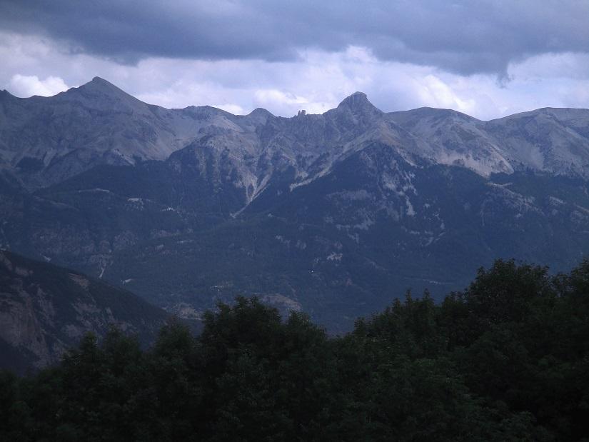 Foto: Andreas Koller / Klettersteigtour / Via ferrata du Torrent de la Combe (1575m) / Pelvoux-Massiv / 19.05.2021 02:22:13