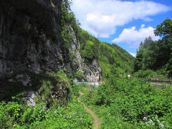 Foto: Andreas Koller / Klettersteigtour / Speedy Klettersteig Bad Eisenkappel (570m) / Speedy Klettersteig / 07.06.2021 00:27:59