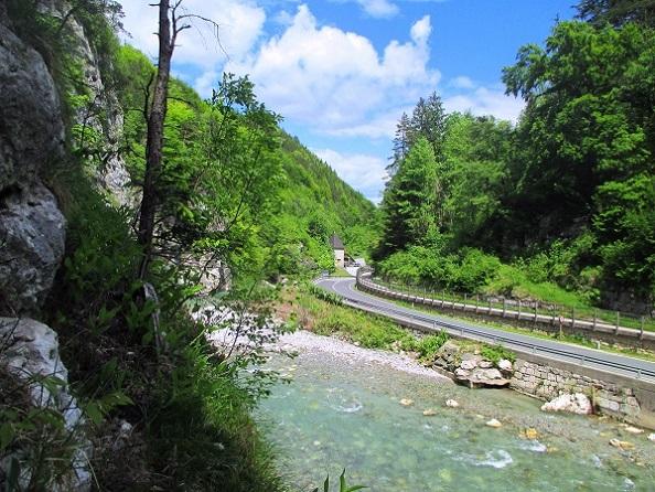 Foto: Andreas Koller / Klettersteigtour / Speedy Klettersteig Bad Eisenkappel (570m) / 07.06.2021 00:27:28