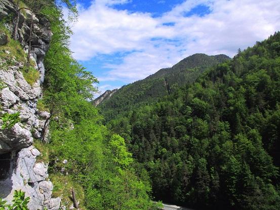 Foto: Andreas Koller / Klettersteigtour / Koschlak Klettersteig Bad Eisenkappel (720m) / 07.06.2021 00:58:17