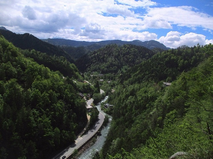 Foto: Andreas Koller / Klettersteigtour / Koschlak Klettersteig Bad Eisenkappel (720m) / 07.06.2021 00:57:43