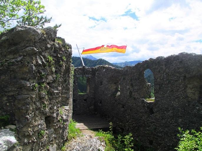 Foto: Andreas Koller / Klettersteigtour / Koschlak Klettersteig Bad Eisenkappel (720m) / 07.06.2021 00:53:48