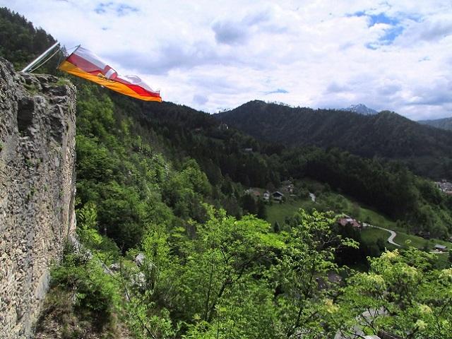 Foto: Andreas Koller / Klettersteigtour / Koschlak Klettersteig Bad Eisenkappel (720m) / 07.06.2021 00:53:30