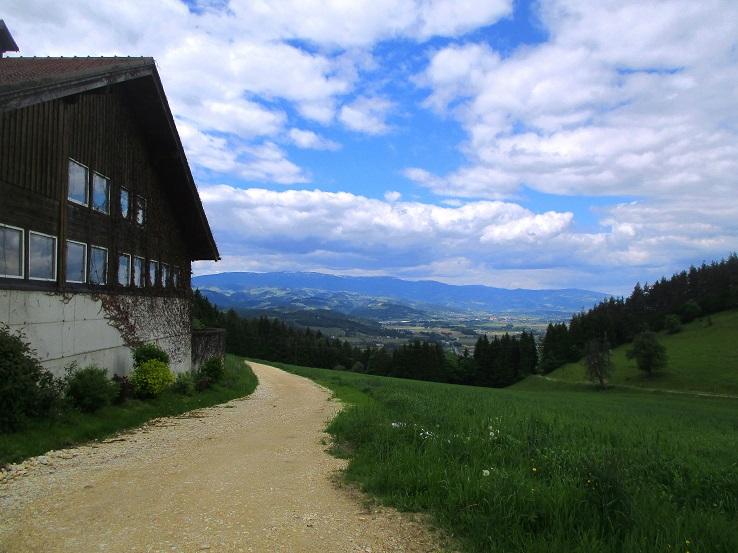 Foto: Andreas Koller / Klettersteigtour / Klettersteig Rabenstein (697m) / Klettersteigeln im Lavanttal / 11.06.2021 01:35:53