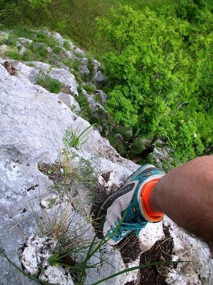 Foto: Andreas Koller / Klettersteigtour / Klettersteig Rabenstein (697m) / 11.06.2021 01:34:15