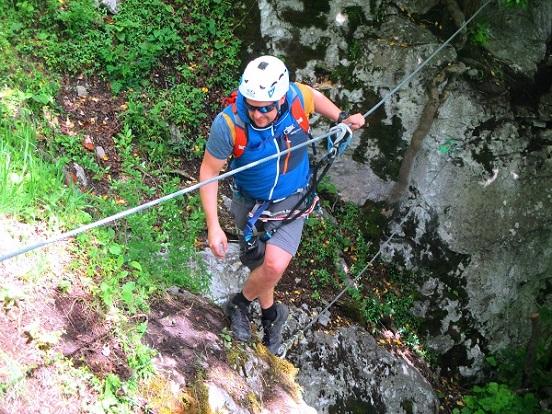 Foto: Andreas Koller / Klettersteigtour / Klettersteig Rabenstein (697m) / 11.06.2021 01:32:59