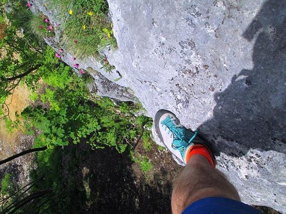 Foto: Andreas Koller / Klettersteigtour / Klettersteig Rabenstein (697m) / 11.06.2021 01:32:16