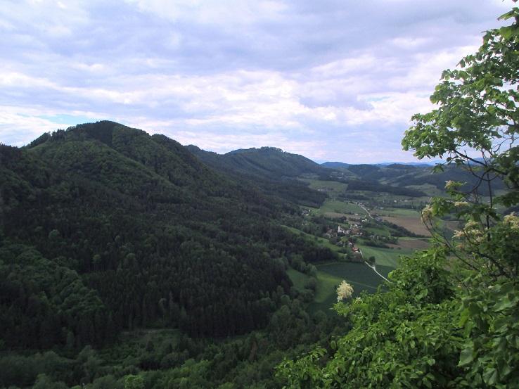 Foto: Andreas Koller / Klettersteigtour / Klettersteig Rabenstein (697m) / 11.06.2021 01:31:33