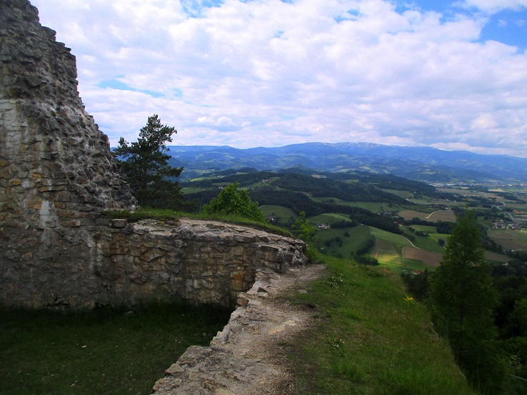 Foto: Andreas Koller / Klettersteigtour / Klettersteig Rabenstein (697m) / 11.06.2021 01:29:57
