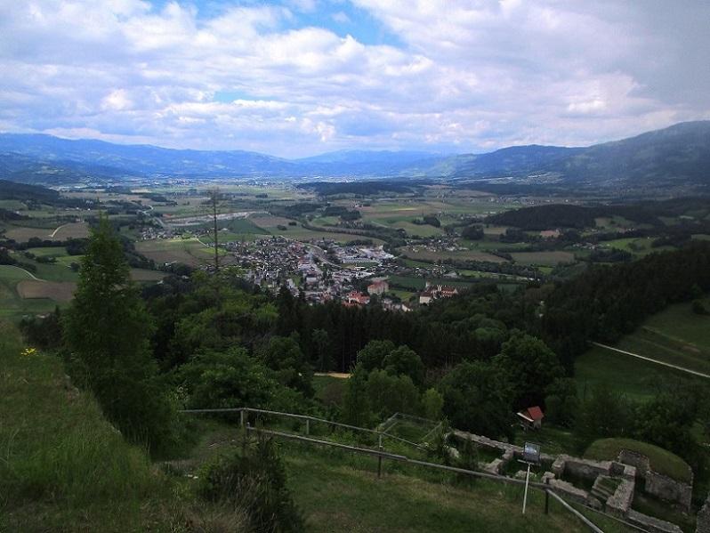 Foto: Andreas Koller / Klettersteigtour / Klettersteig Rabenstein (697m) / 11.06.2021 01:29:51