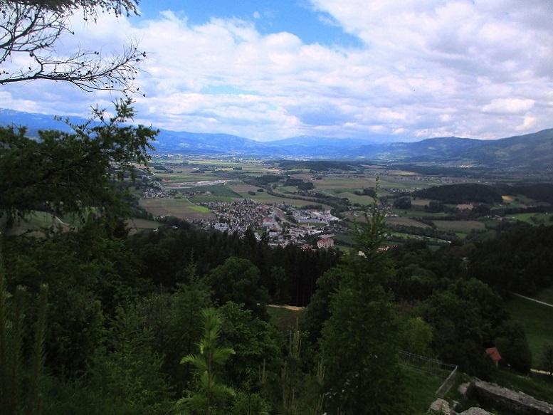 Foto: Andreas Koller / Klettersteigtour / Klettersteig Rabenstein (697m) / 11.06.2021 01:29:23
