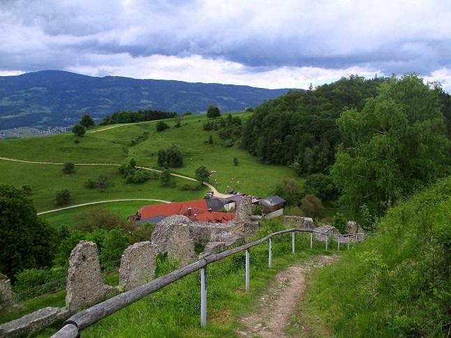 Foto: Andreas Koller / Klettersteigtour / Klettersteig Rabenstein (697m) / 11.06.2021 01:29:16