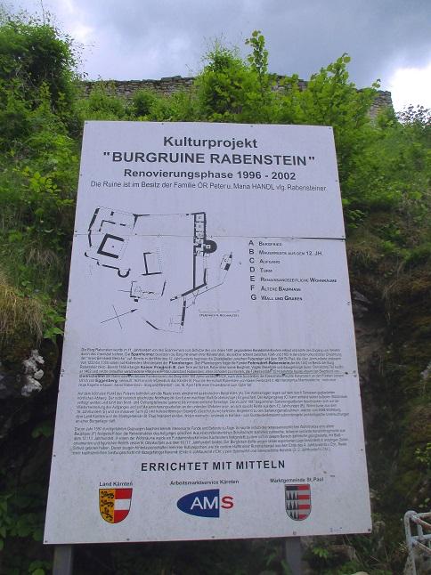 Foto: Andreas Koller / Klettersteigtour / Klettersteig Rabenstein (697m) / 11.06.2021 01:28:45
