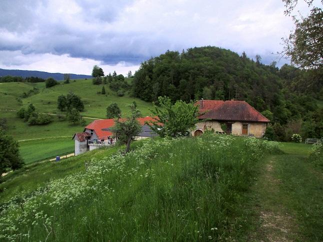 Foto: Andreas Koller / Klettersteigtour / Klettersteig Rabenstein (697m) / 11.06.2021 01:28:36