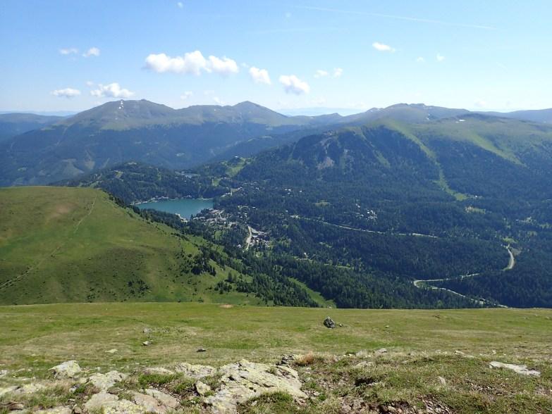 Foto: Manfred Karl / Wandertour / Rinsennock über den Eggenriegel / Turracher Höhe, Eisenhut, Wintertalernock usw. / 18.07.2021 09:22:23