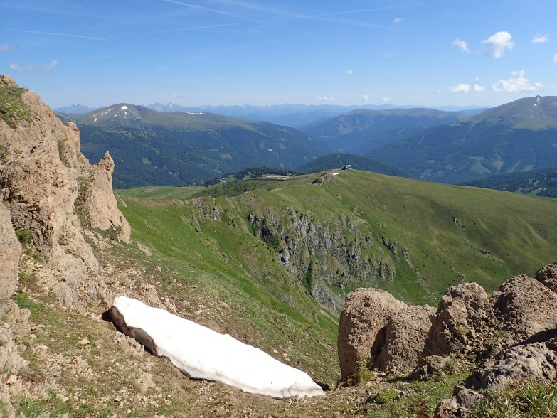 Foto: Manfred Karl / Wandertour / Rinsennock über den Eggenriegel / Kornock mit Bergstation / 18.07.2021 09:20:47