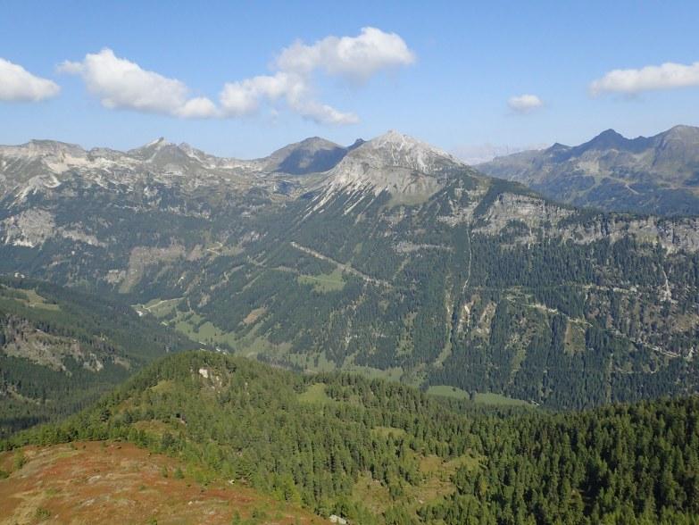 Foto: Manfred Karl / Wandertour / Rosskogel über die Metzgeralm / Gipfelreigen rund um den Radstädter Tauern / 19.07.2021 11:10:20