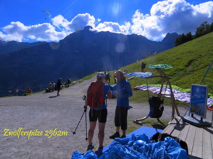 Foto: Andreas Koller / Wandertour / Zwölferspitze und Panoramaweg (2562m) / 07.09.2021 01:38:43