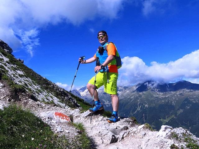 Foto: Andreas Koller / Wandertour / Zwölferspitze und Panoramaweg (2562m) / 07.09.2021 01:37:52