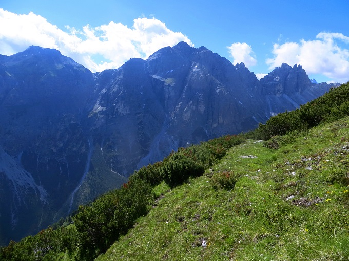 Foto: Andreas Koller / Wandertour / Zwölferspitze und Panoramaweg (2562m) / 07.09.2021 01:37:47