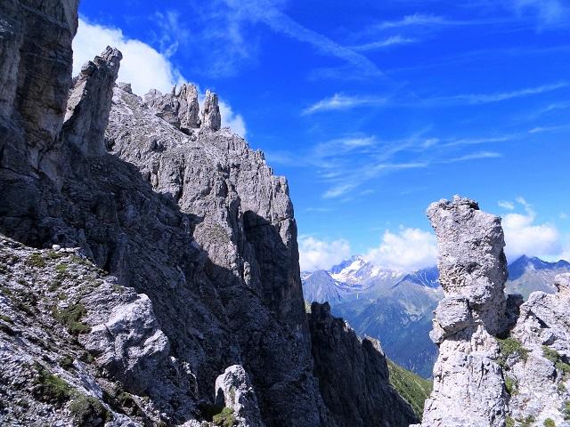 Foto: Andreas Koller / Wandertour / Zwölferspitze und Panoramaweg (2562m) / 07.09.2021 01:37:23