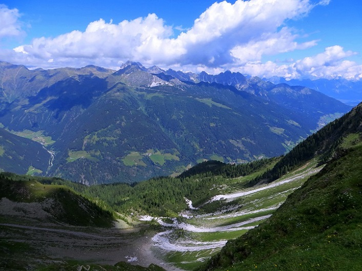 Foto: Andreas Koller / Wandertour / Zwölferspitze und Panoramaweg (2562m) / 07.09.2021 01:36:15