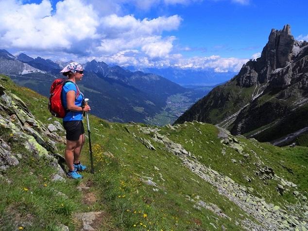 Foto: Andreas Koller / Wandertour / Zwölferspitze und Panoramaweg (2562m) / 07.09.2021 01:35:49