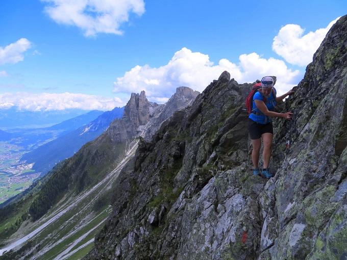 Foto: Andreas Koller / Wandertour / Zwölferspitze und Panoramaweg (2562m) / 07.09.2021 01:34:51