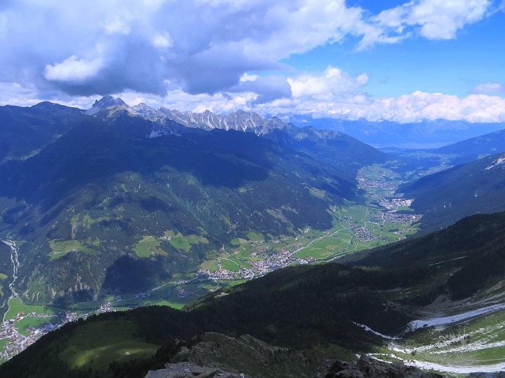 Foto: Andreas Koller / Wandertour / Zwölferspitze und Panoramaweg (2562m) / 07.09.2021 01:33:53
