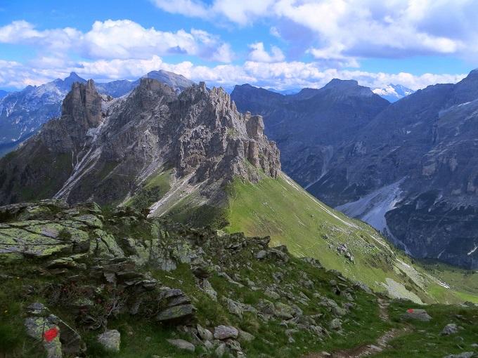 Foto: Andreas Koller / Wandertour / Zwölferspitze und Panoramaweg (2562m) / 07.09.2021 01:33:41