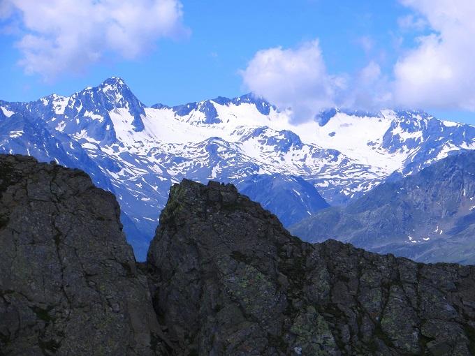 Foto: Andreas Koller / Wandertour / Zwölferspitze und Panoramaweg (2562m) / 07.09.2021 01:33:26
