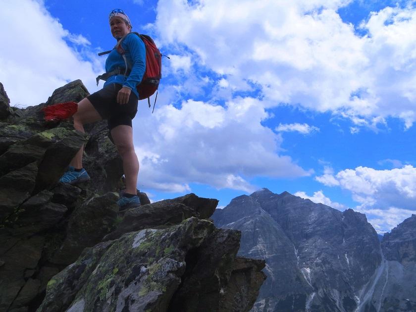 Foto: Andreas Koller / Wandertour / Zwölferspitze und Panoramaweg (2562m) / 07.09.2021 01:32:32