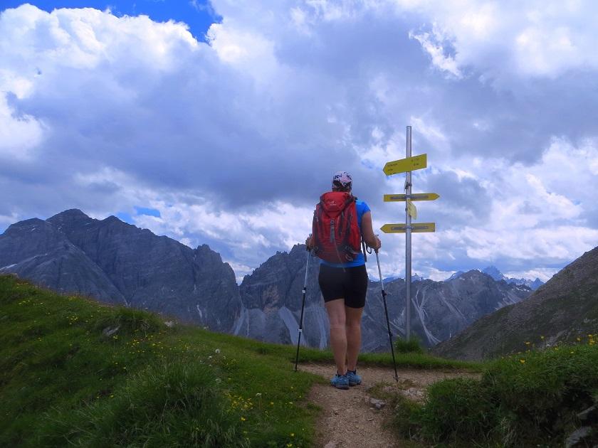 Foto: Andreas Koller / Wandertour / Zwölferspitze und Panoramaweg (2562m) / 07.09.2021 01:31:24
