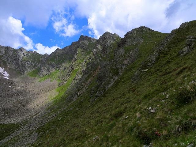Foto: Andreas Koller / Wandertour / Zwölferspitze und Panoramaweg (2562m) / Abstieg am Panoramaweg / 07.09.2021 01:31:15