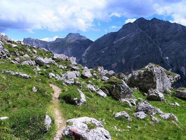Foto: Andreas Koller / Wandertour / Zwölferspitze und Panoramaweg (2562m) / 07.09.2021 01:30:55