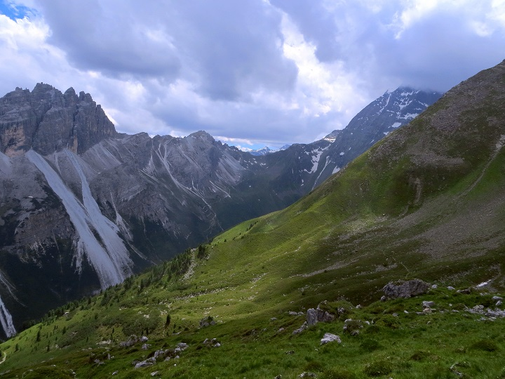 Foto: Andreas Koller / Wandertour / Zwölferspitze und Panoramaweg (2562m) / 07.09.2021 01:30:41