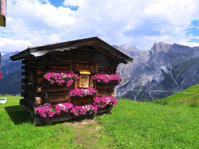 Foto: Andreas Koller / Wandertour / Zwölferspitze und Panoramaweg (2562m) / Abstieg von der Elferhütte / 07.09.2021 01:29:32