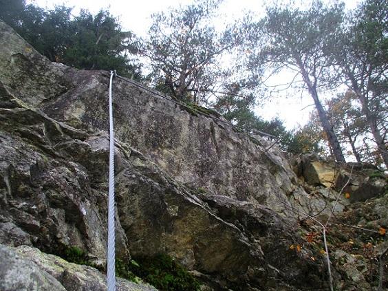 Foto: Andreas Koller / Klettersteigtour / Klettersteig Hohe Festung (825m) / 08.09.2021 00:51:25