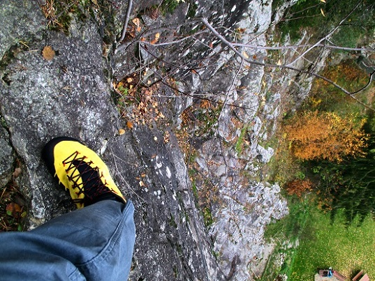 Foto: Andreas Koller / Klettersteigtour / Klettersteig Hohe Festung (825m) / 08.09.2021 00:51:19