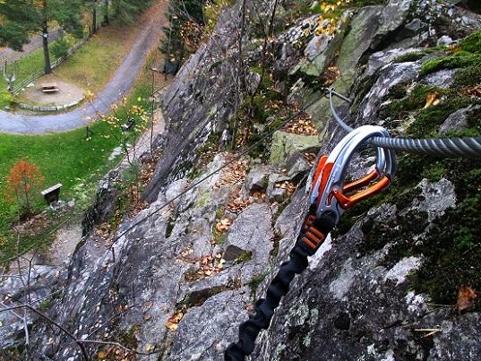 Foto: Andreas Koller / Klettersteigtour / Klettersteig Hohe Festung (825m) / 08.09.2021 00:51:07