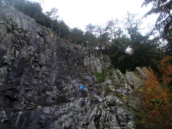 Foto: Andreas Koller / Klettersteigtour / Klettersteig Hohe Festung (825m) / 08.09.2021 00:50:00