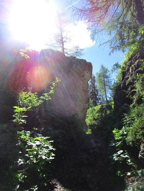 Foto: Andreas Koller / Klettersteigtour / Klettersteig Arzalpenturm und Arzalpenkopf (2372m) / 10.09.2021 17:02:45